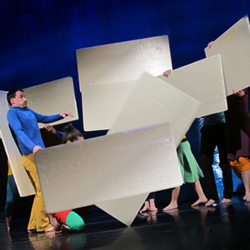 Stage - La Poétique du Concret
