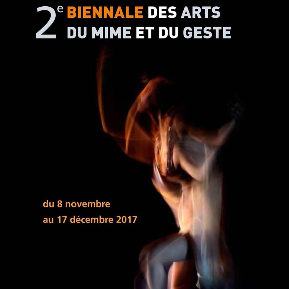 Deuxième Biennale des Arts du Mime et du Geste