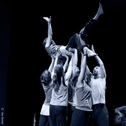 L'impro du corps, le corps de l'impro. Stage à Paris